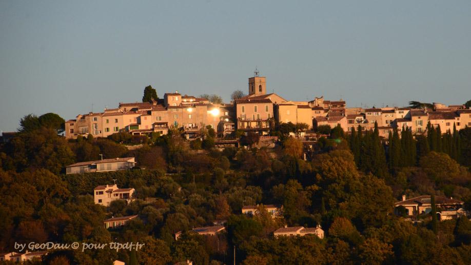 Sardinage à la campagne - Montauroux