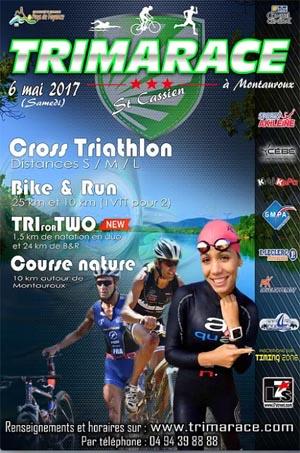 Trimarace  - Samedi 6 mai 2017 - Sur les bords du lac de St Cassien