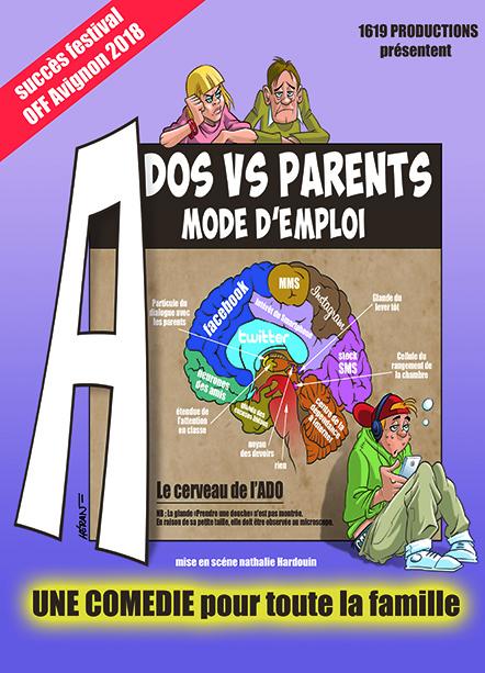 ADOS VS PARENTS MODE D'EMPLOI