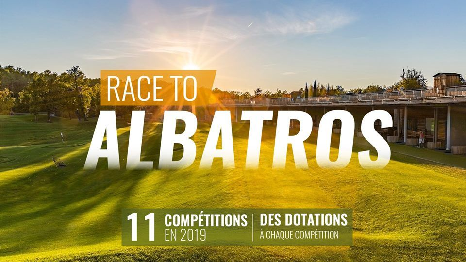 RACE TO ALBATROS- GOLF DE TERRE BLANCHE