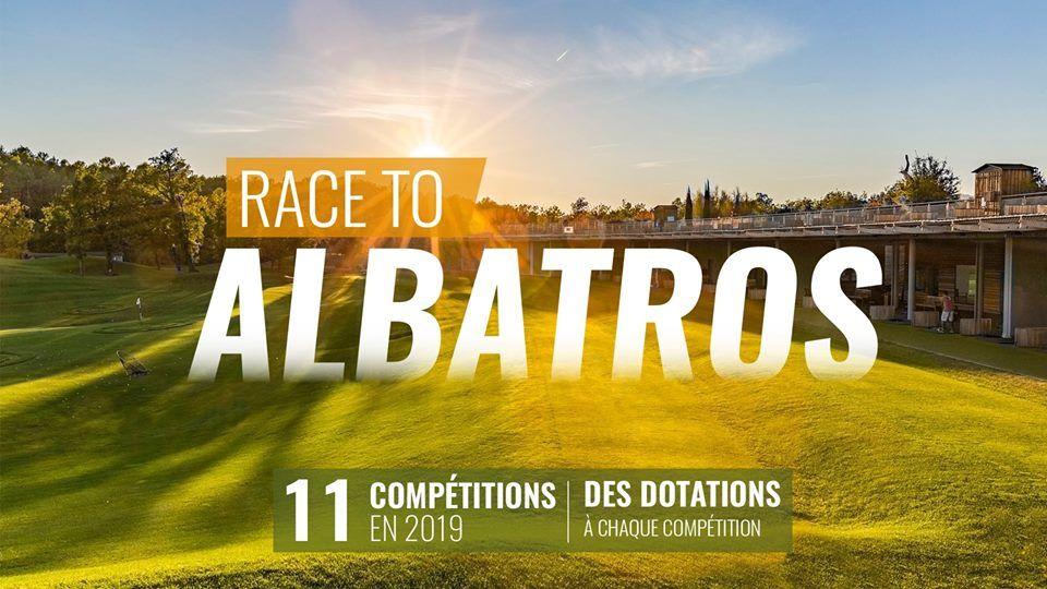 RACE TO ALBATROS- GOLF DE TERRE BLANCHE