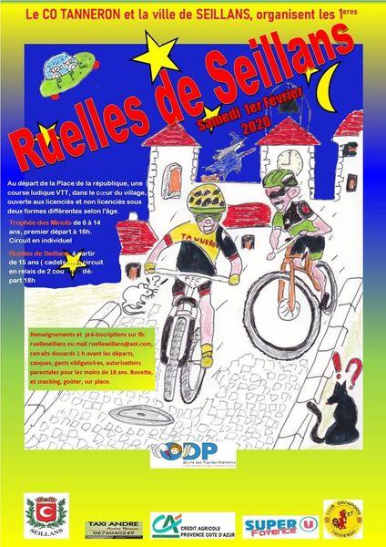 RUELLES DE SEILLANS