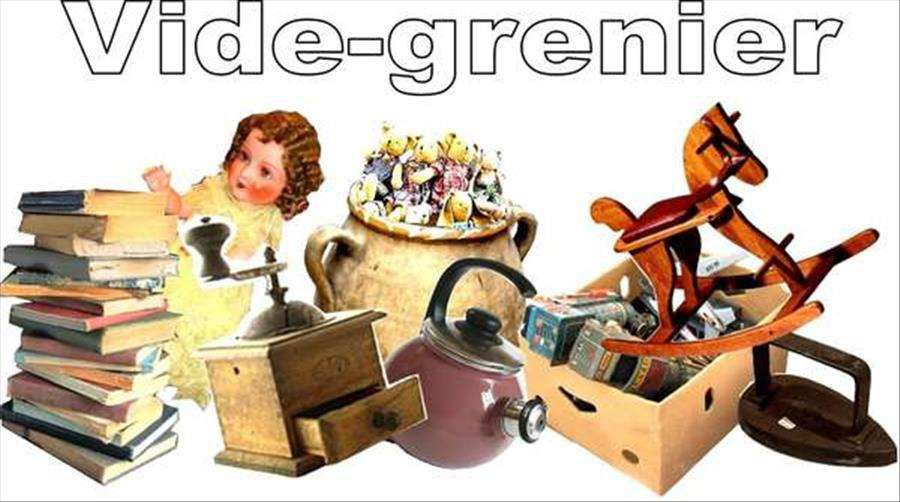 Vide greniers, puces, brocantes et collections - Yan 03